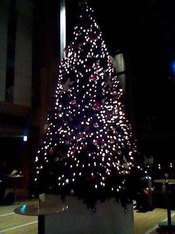 クリスマスツリー(新国立劇場).JPG
