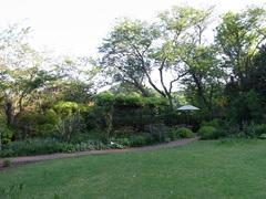 temple's garden