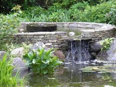 garden in a Zen temple