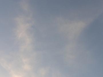 8月6日の空