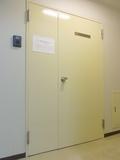 心理カウンセリングルーム入り口