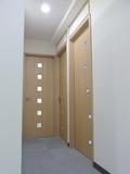 心理カウンセリングルーム各部屋の扉